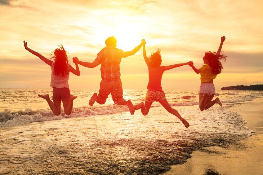 Ser feliz, cuestión de actitud - Paradoxo